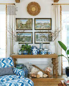 A Breezy South Carolina Beach House | Jenny Keenan | Coastal Living | Photography by J. Savage Gibson