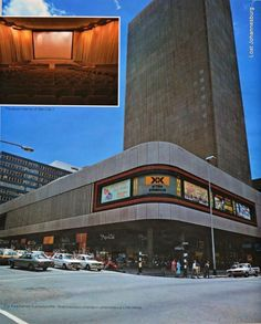 Kine Centre cinema complex in downtown Johannesburg. Closed in the late Good Old Times, The Good Old Days, Johannesburg City, Go To The Cinema, Third World Countries, Cinema Theatre, Sun City, New South, African History