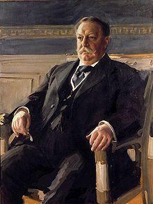 Official White House portrait of William Howard Taft (1911)    http://en.wikipedia.org/wiki/William_Howard_Taft