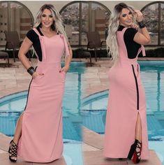 Dressy Dresses, Simple Dresses, Sexy Dresses, Dress Outfits, Girls Dresses, Summer Dresses, Modest Fashion, Hijab Fashion, Fashion Dresses