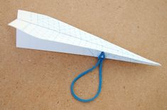 Catapult Paper Airplane Launch paper airplanes like never before with this DIY tutorial from Mini-eco.