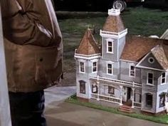 The doll house from Gilmore Girls. I just love doll houses! I wish I could acquire one like this, so hard to find ones anything like this in Australia, I hope I can when the girls are old enough to play with one