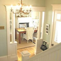 interior design columns - Wainscoting panels, olumns and Wainscoting on Pinterest