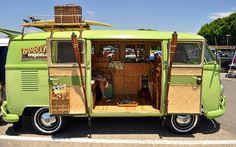 T1 VW Camper bus