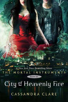 City of Heavenly Fire, The Mortal Instruments book #6 by Cassandra Clare. Expected release date: May 2014