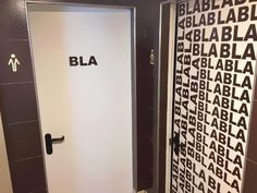 20+ Awesome Bathroom Sign Design That You Love