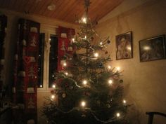 Christmas at home in Finland♥