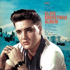 LP ELVIS CHRISTMAS ALBUM VPI RECORDS , WHITE VINYL
