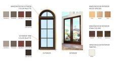 Spanish Colonial Home Style Window