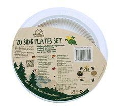#Geschirr #EcoSouLife #BDH-0031   EcoSouLife Cornstarch S.Plate Teller  Teller Rund Cornstarch Weiß Einfarbig     Hier klicken, um weiterzulesen.