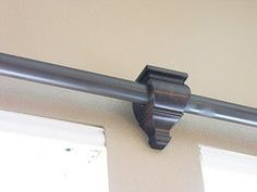 PVC Pipe curtain rods - OMG are you fing joking!? This is so cool...