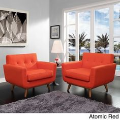 The Modway Engage Armchair is gently sloping curves and large dual cushions create a favorite lounging spot. Whether plopping down after a long day at work, settling in with coffee and brunc Living Room Chairs, Living Room Furniture, Modern Furniture, House Furniture, Furniture Sets, Living Rooms, Wood Arm Chair, Wood Sofa, Chair Fabric
