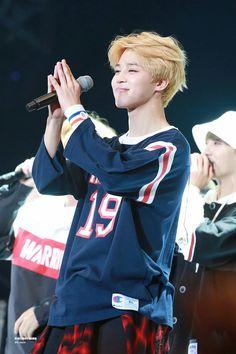 Jimin at 25th Seo Tae Ji Anniversary Concert