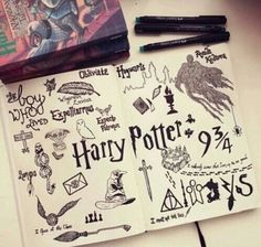 Harry Potter Fan Art, Harry Potter Journal, Harry Potter Tattoos, Harry Potter Collage, Harry Potter Light, Harry Potter Sketch, Harry Potter Drawings, Wallpaper Harry Potter, Desenhos Harry Potter