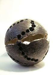 Resultado de imagen de keramik garten kugel