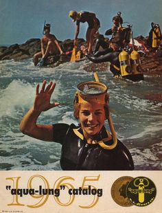 AquaLung Catalog 1965