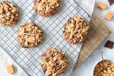 Snickers koekjes – SINNER SUNDAY