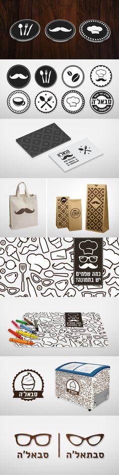 Branding for grandaddy bistro by canimal.net