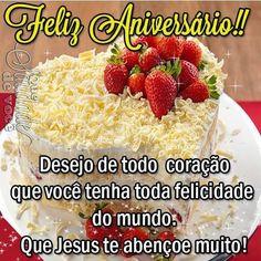 Que saudade de você: Feliz aniversário Oatmeal, Breakfast, Ethnic Recipes, Food, Birthday, Gifs, Facebook, Happy Birthday Quotes, Best Happy Birthday Message