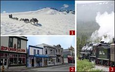 Best 3 Skagway shore excursions - by authority Howard Hillman
