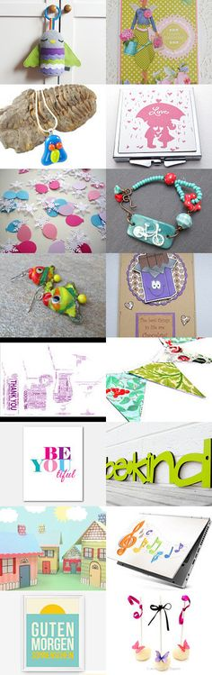 Celebrate Life With Fun! by Katie Rawson on Etsy--Pinned with TreasuryPin.com