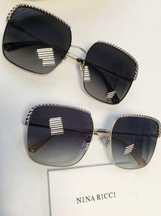 7e5671c113b2c Envy Ótica · Nova coleção de óculos de sol Nina Ricci ✨   www.envyotica.com.