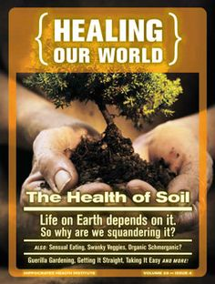 The Health of Soil