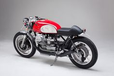Moto Guzzi Cafe Racer by Kaffeemaschine
