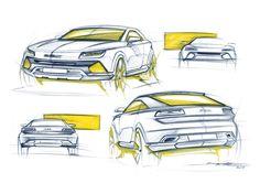 SSC ideation sketch / Design Storz