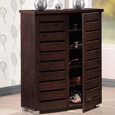 """Prepac HangUps E 108"""" Storage Cabinet 3-piece Set 