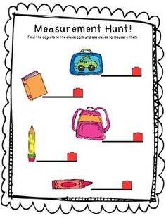 Non standard measurement hunt.love!