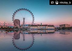 Another beautifu day in London Town. Why not celebrate with this beautiful image. #PhotoOfTheDay @nikolay_b