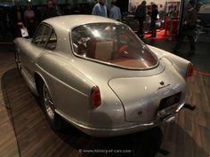 Alfa Romeo 2000 Sportiva Coupe 1954