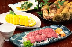 郷土料理 二貝   ℡096-355-3101