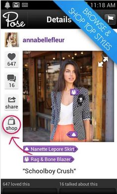 10 Fashionista Android Apps For The Trendy Fashion Blogger