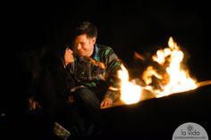 Campfire Engagement #cuyamaca #sandiego #california #sunset #campfire #lifestyle #photography #photographer #couple #engagement #camping #park #trees #couple #love