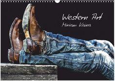 #Western Art #Kalender von #Calvendo