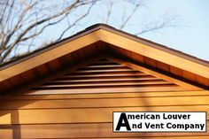 Coppertone gable vents American Louver And Vent Company & Gable Louver vents - 120