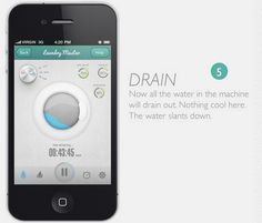 Laundry Master App - iOS by Zahir Ramos