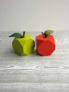 'Lo-res Apple' by Loglike I would like to have some of these :)