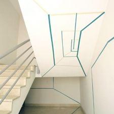 Variaciones sobre una escalera by Irene van de Mheen
