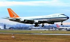☼✈South African Airways✈ in the old SAA colours with the Orange , white and blue tail Airbus A380, Boeing 747, Civil Aviation, Aviation Art, 747 Jumbo Jet, Air Company, Passenger Aircraft, Historical Photos, South Africa