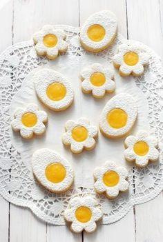 Húsvéti linzer lemon curddel recept
