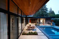 Glass Wall House | Klopf Architecture