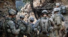 Military Now Considering Limiting Soldiers With Severe PTSD To 3 Combat Tours...Oh my gosh this is so true