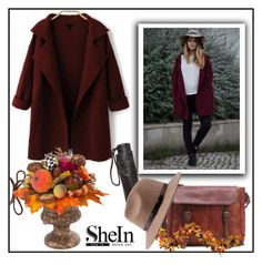 """""""Shein 4/10"""" by erina-salkic ❤ liked on Polyvore featuring Dorothy Perkins, Improvements and MacKenzie-Childs"""