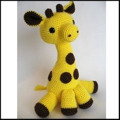 Cute crochet animals