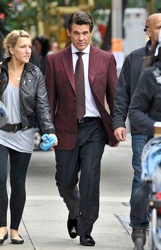 Josh Brolin Wall Street's Suit