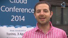 Luca Cipriani alla Cloud Conf 2014