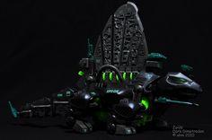 Zoids Limited Dark Dimetrodon Guylos | por KatanaZ